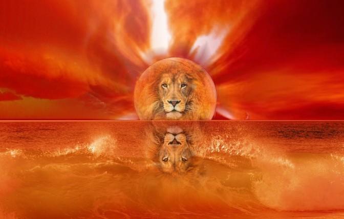 Løvens Siste Sukk som Løve ~ utdrag fra kapittel 18