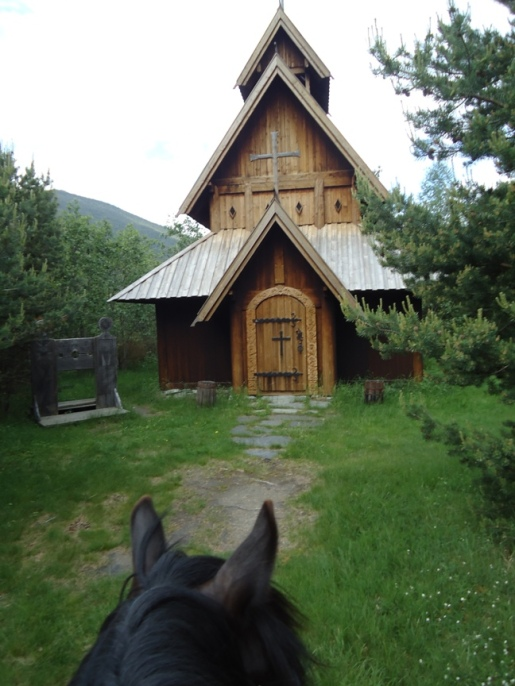 Jørundgard Middelaldersenter.