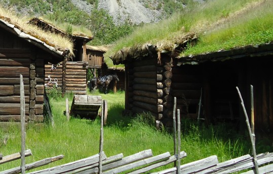 Frøya på Jørundgard i Sel.