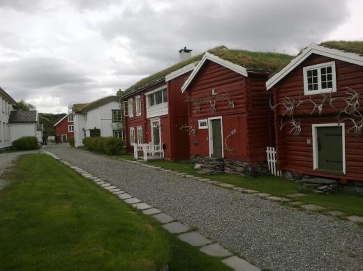 Kongsvoll Fjellstue på Dovre.
