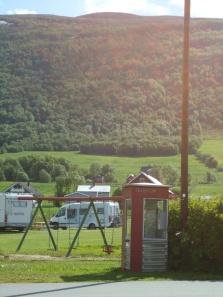 Smedgården camping på Oppdal.