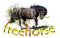 Frøya i Freehorse-logoen