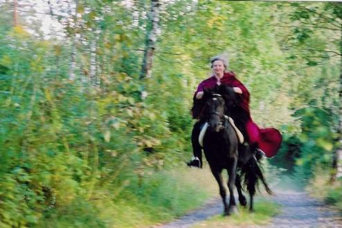 Tonje og Frøya 2003