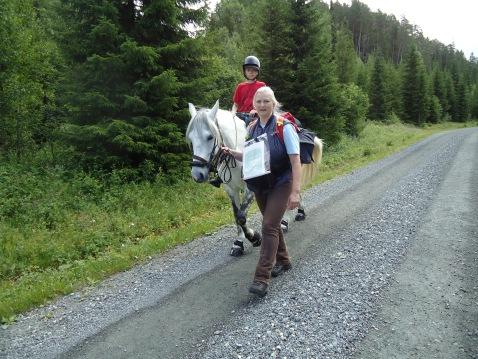 På vei til Svorkmo.
