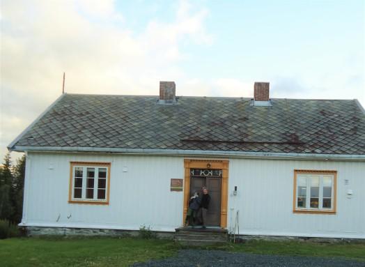 Ida og Trym på Frøset.
