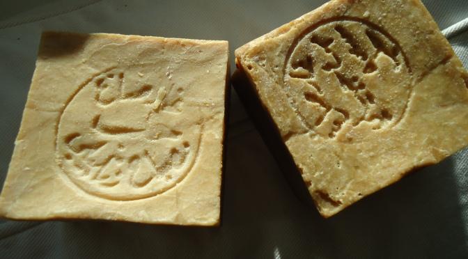 En historie om en tusen år gammel såpe fra Aleppo